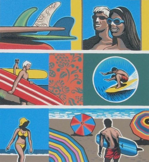 60's Surf Seekers
