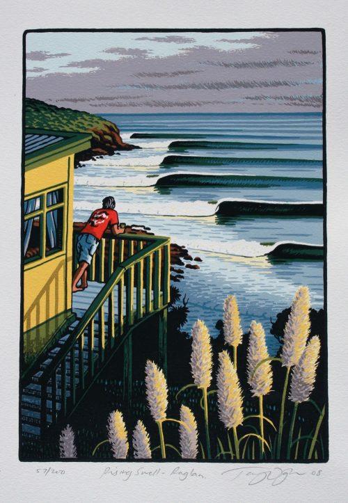 Rising Swell – Raglan
