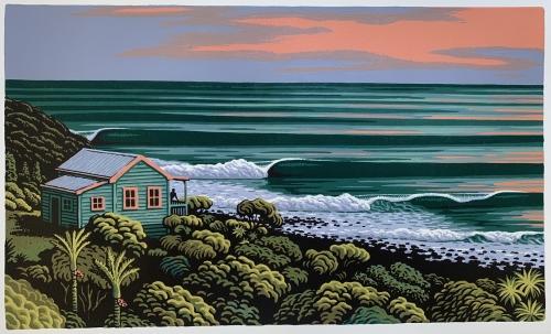 Wave Haven – Raglan